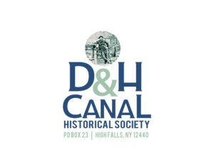 D & H Canal Museum logo