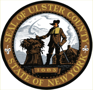the Seal of Ulster County Logo