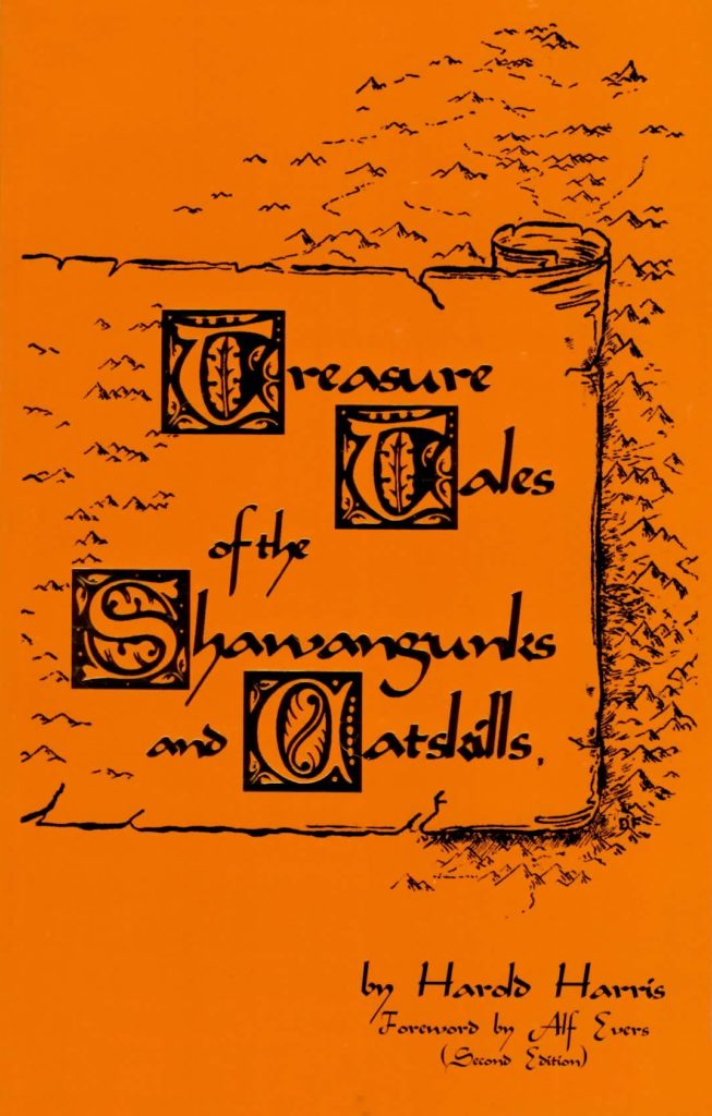 Treasure Tales front cover