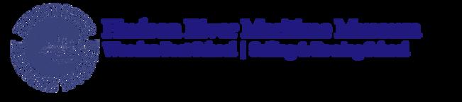 Hudson River Maritime Museum logo