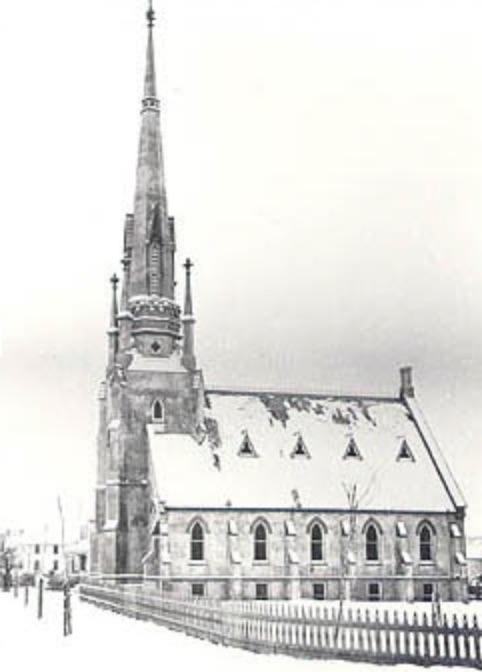 Ponck Hockie Church