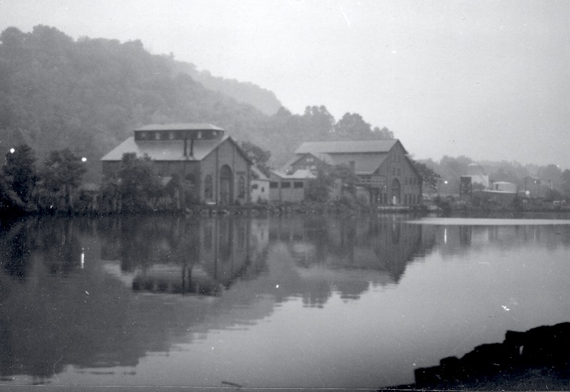 Cornell Shipyard Buildings