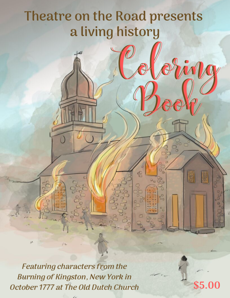 Living History Activity Book
