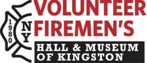Volunteer Fireman's Hall and Museum of Kingston logo