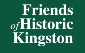 Friends of Historic Kingston Logo