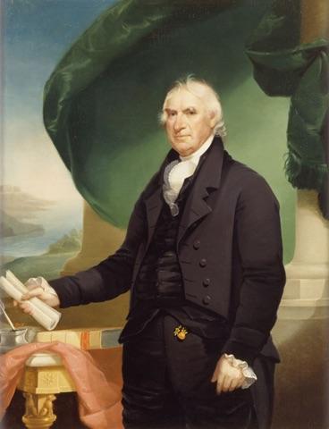George Clinton portrait
