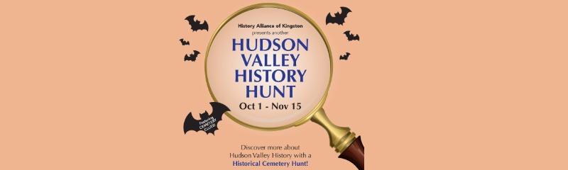 HVHH Cemetery Hunt logo
