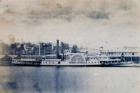 Steamship Thomas Cornell